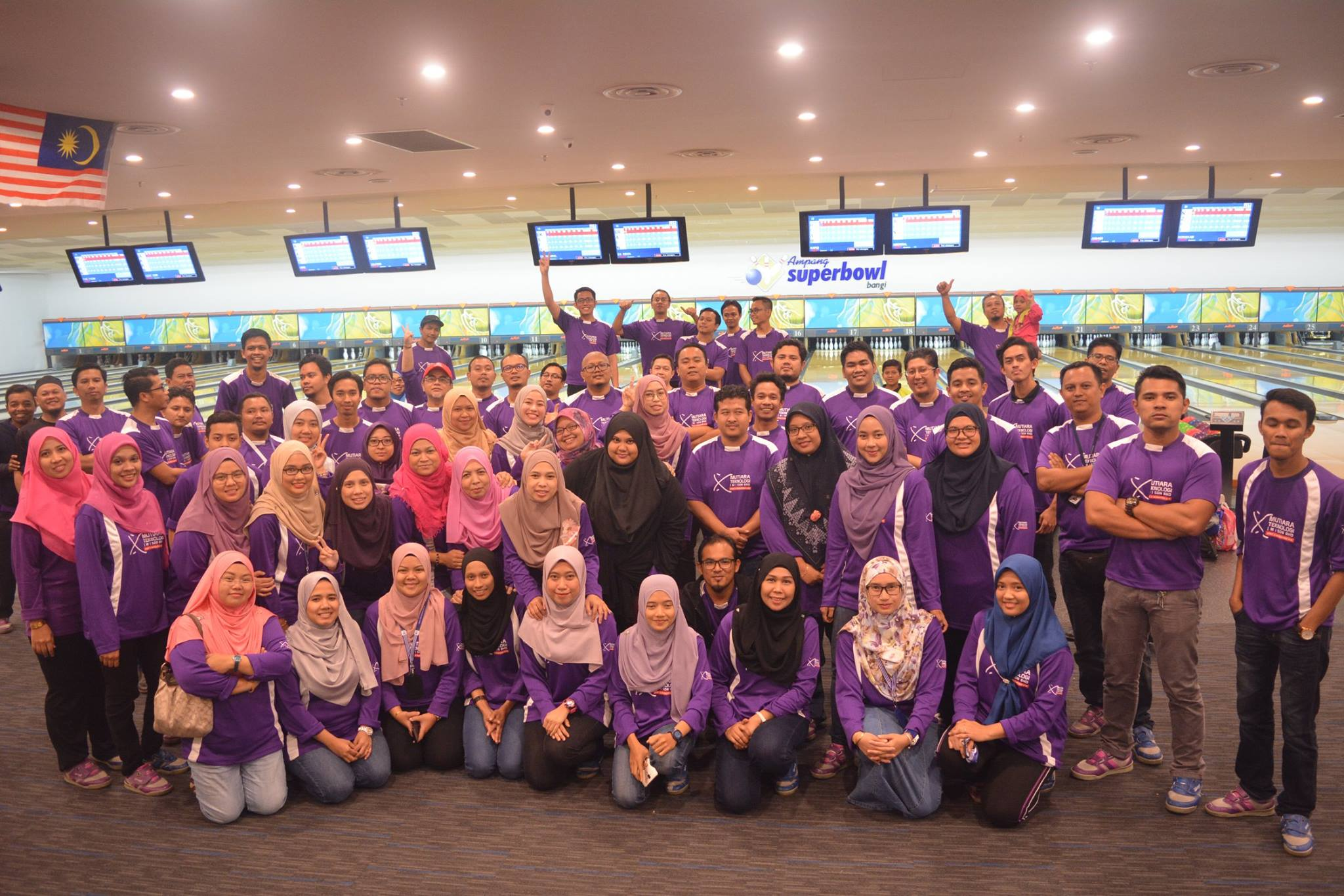 Mutiara Bowling Tournament