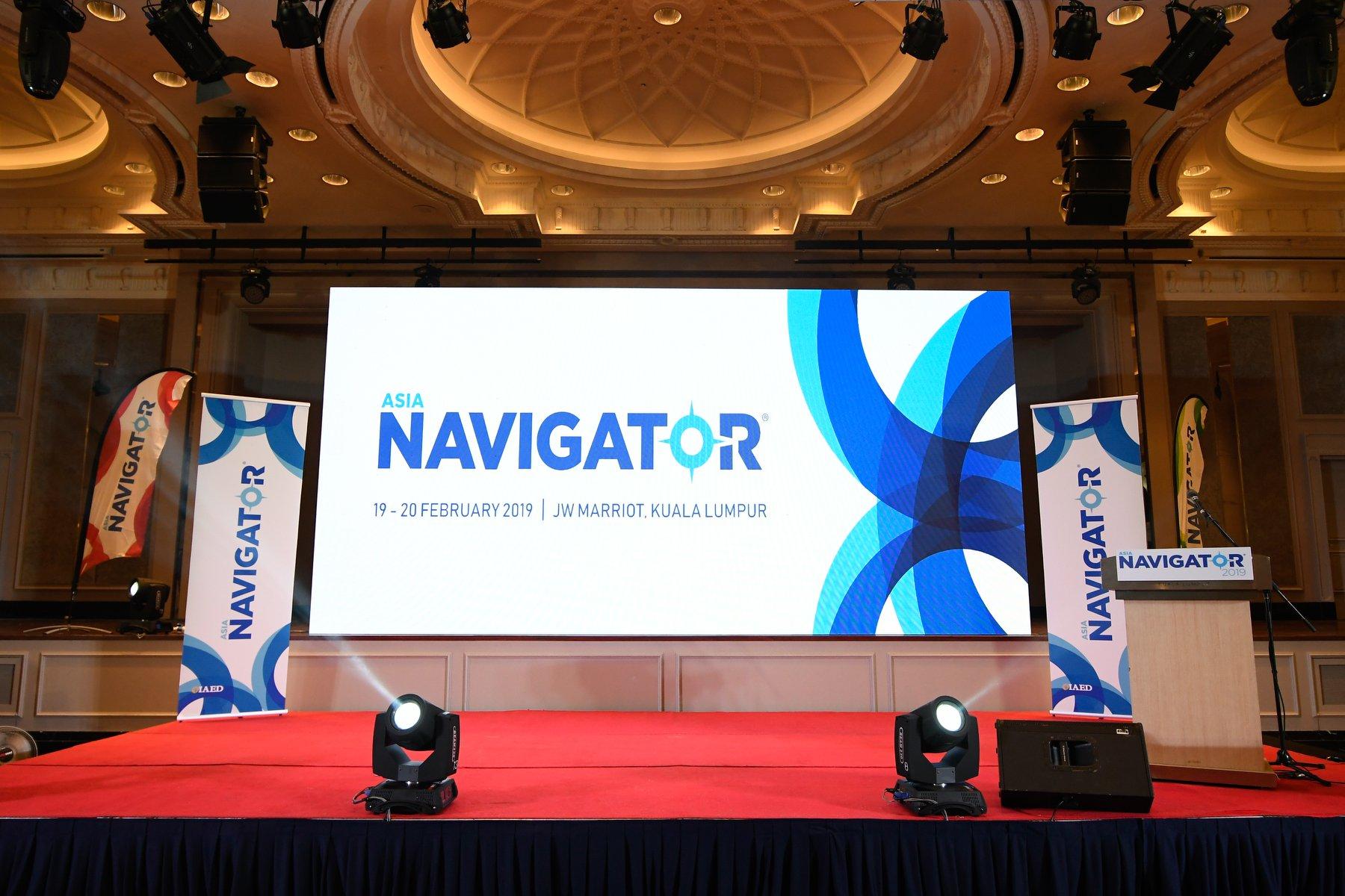 2019: Asia Navigator