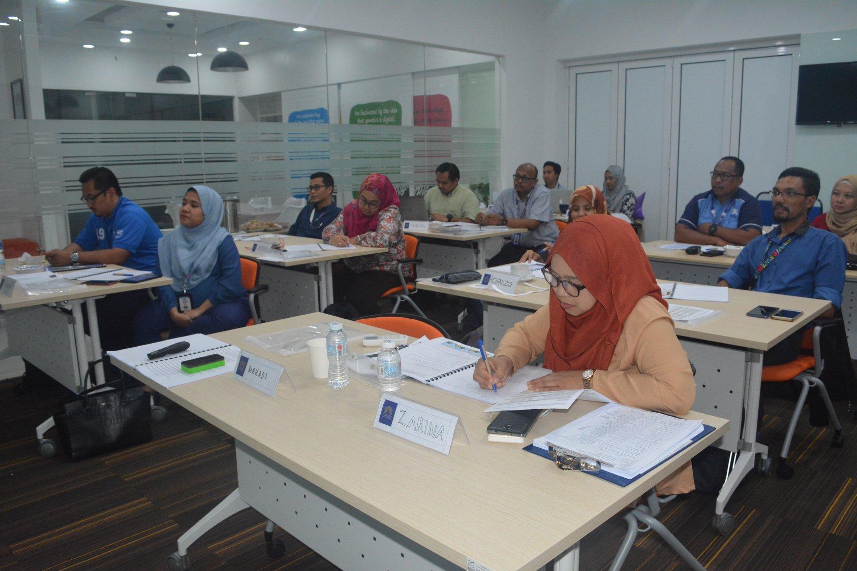 """2019: Internal Training – """"Strategi Menangani Pekerja Bermasalah"""""""