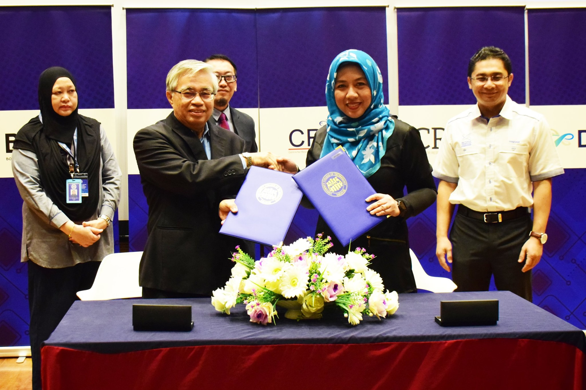 2019: MoU Signing – University College of Technology Sarawak (UCTS)