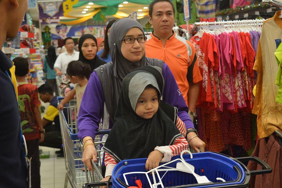2016: Program Ramadhan Bersama Anak-Anak Yatim