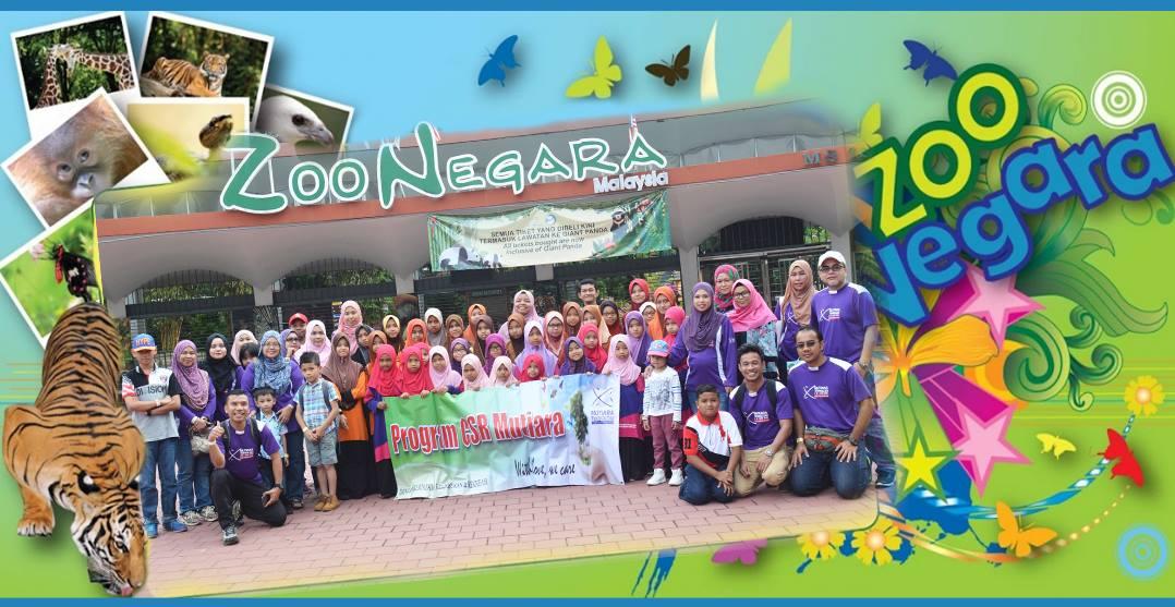 2016: CSR Program – Zoo Negara