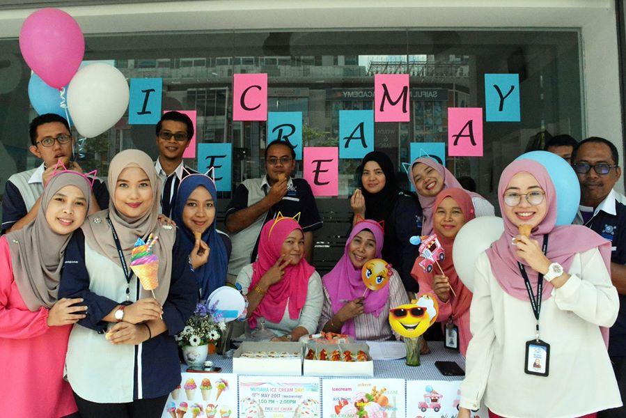 2017: Mutiara Ice Cream Day