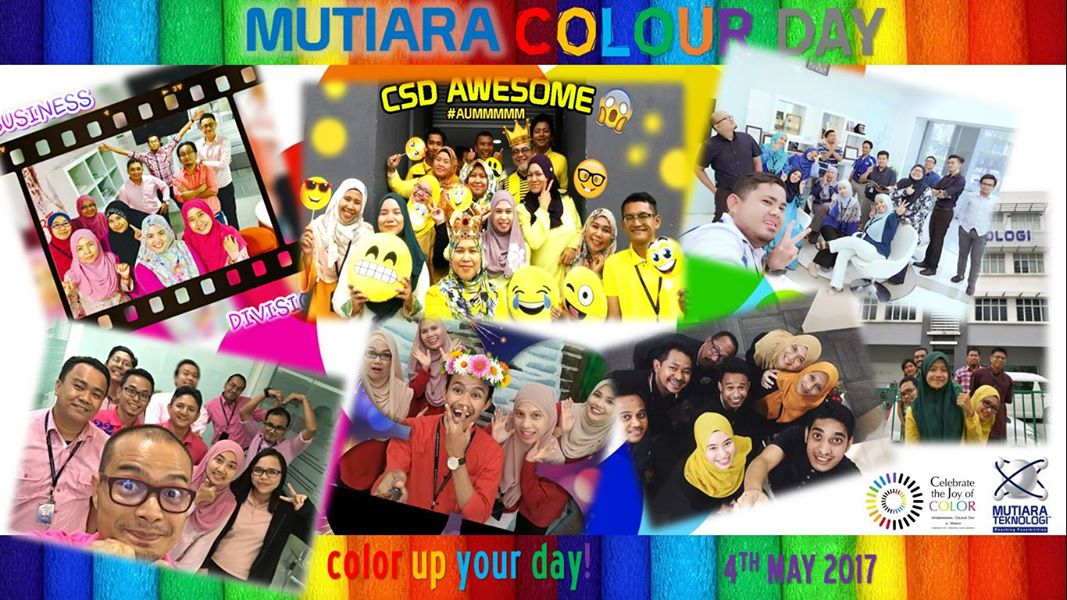 2017: Mutiara Color Day