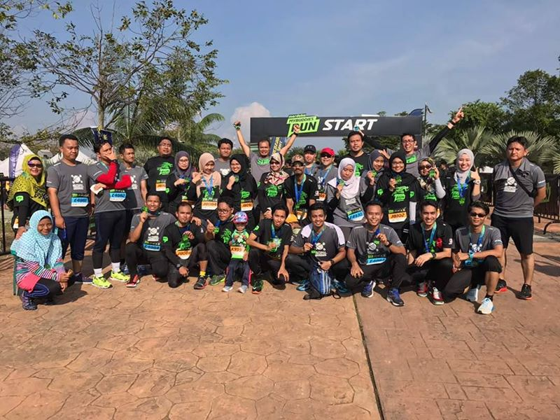 2017: Merdeka MyBudies Run