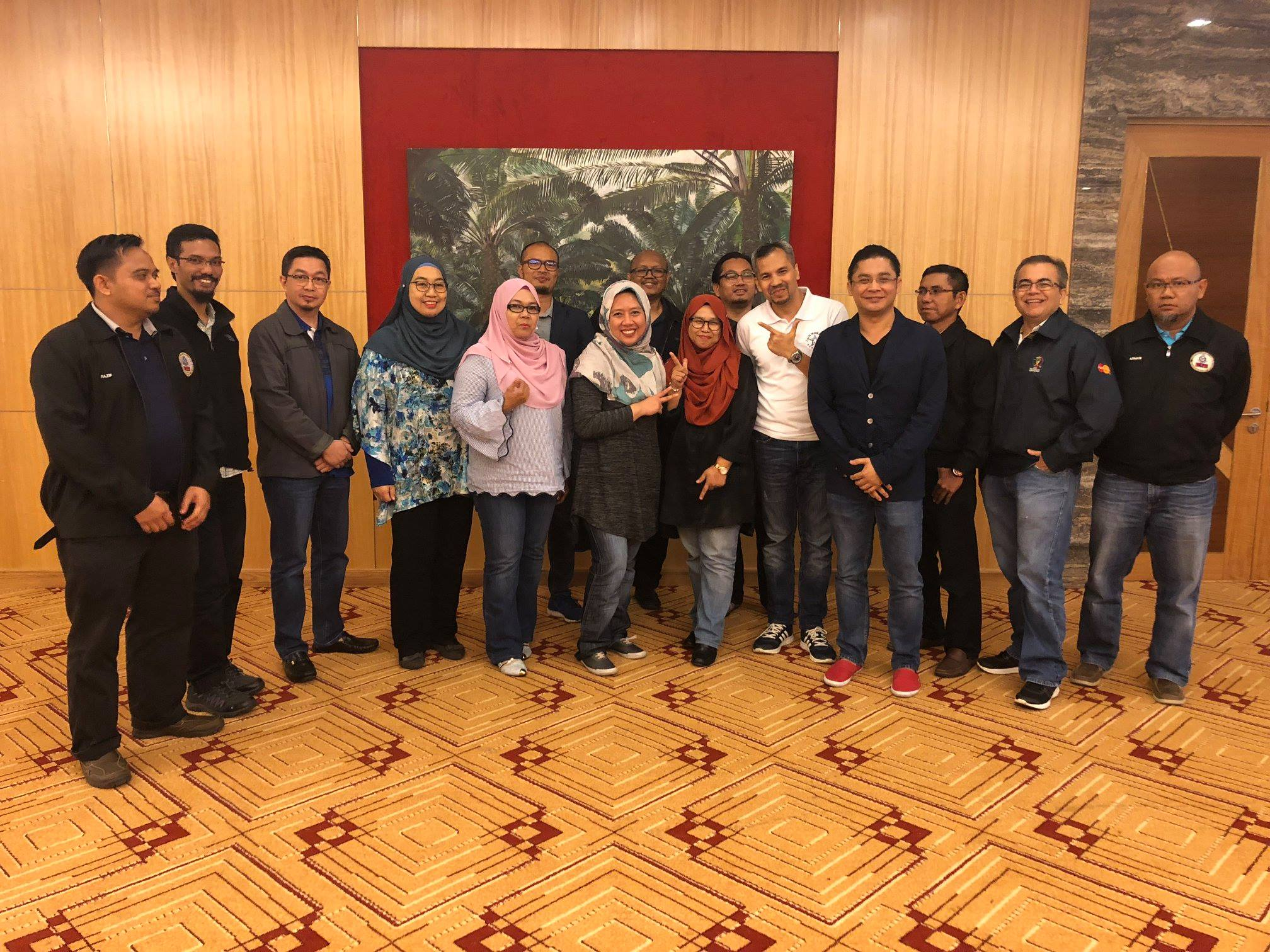 2018: Heart to Heart  Surgery with Puan CEO – 1st Batch