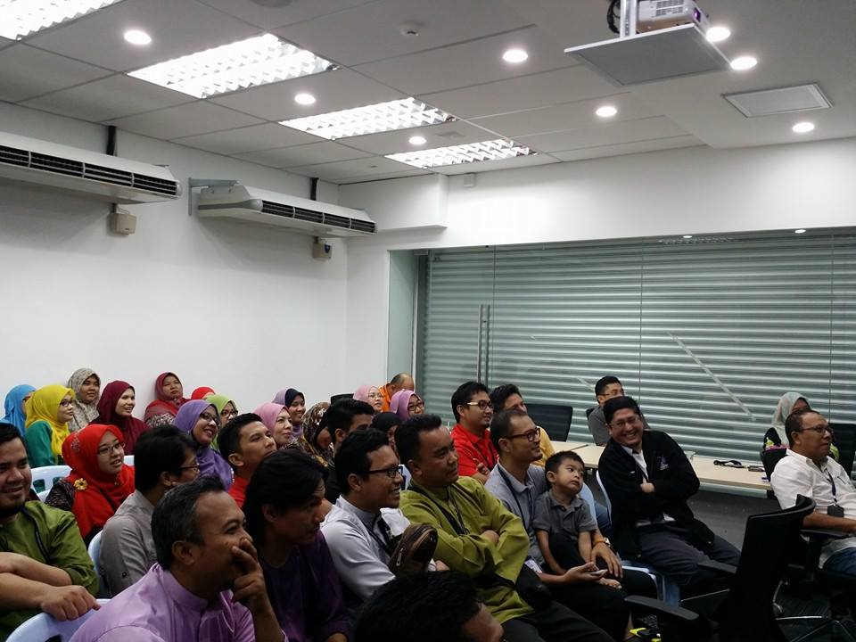 2015: Townhall Meeting