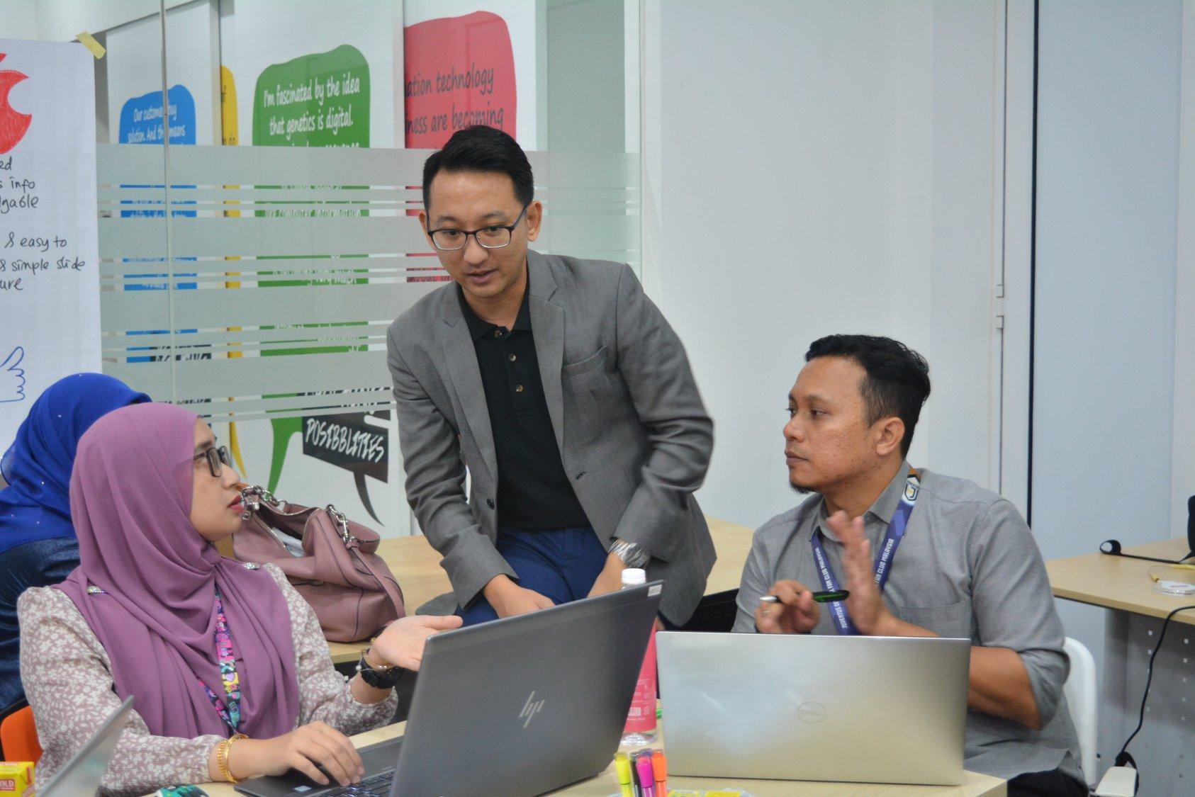 2019: Internal Training – Professionalism & Impactful Presentation